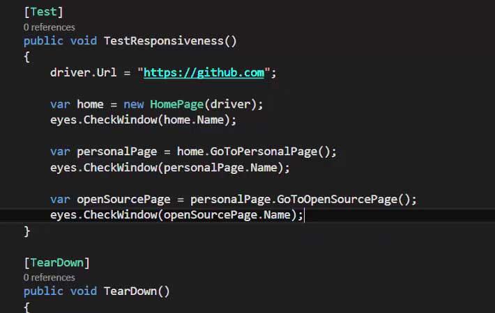AI Powered Visual UI Testing & Monitoring