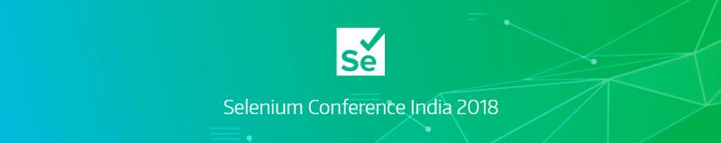 Selenium Conf India 2018