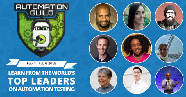Automation Guild Conference 2019