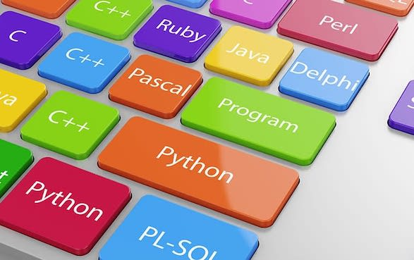 Which programming language is most popular for UI test