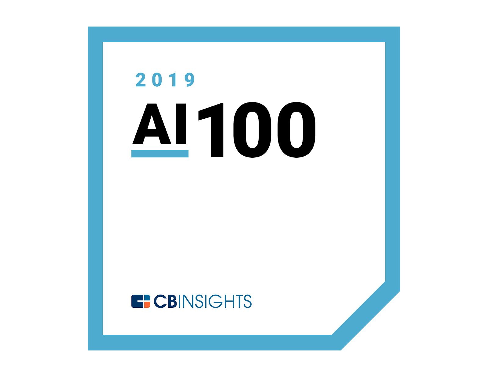 100 most promising privately-held artificial intelligence (AI) companies in the world