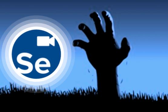 Selenium IDE is back