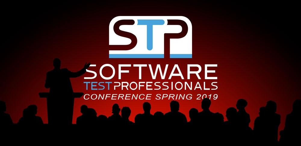 STPCon Spring 2019 - logo