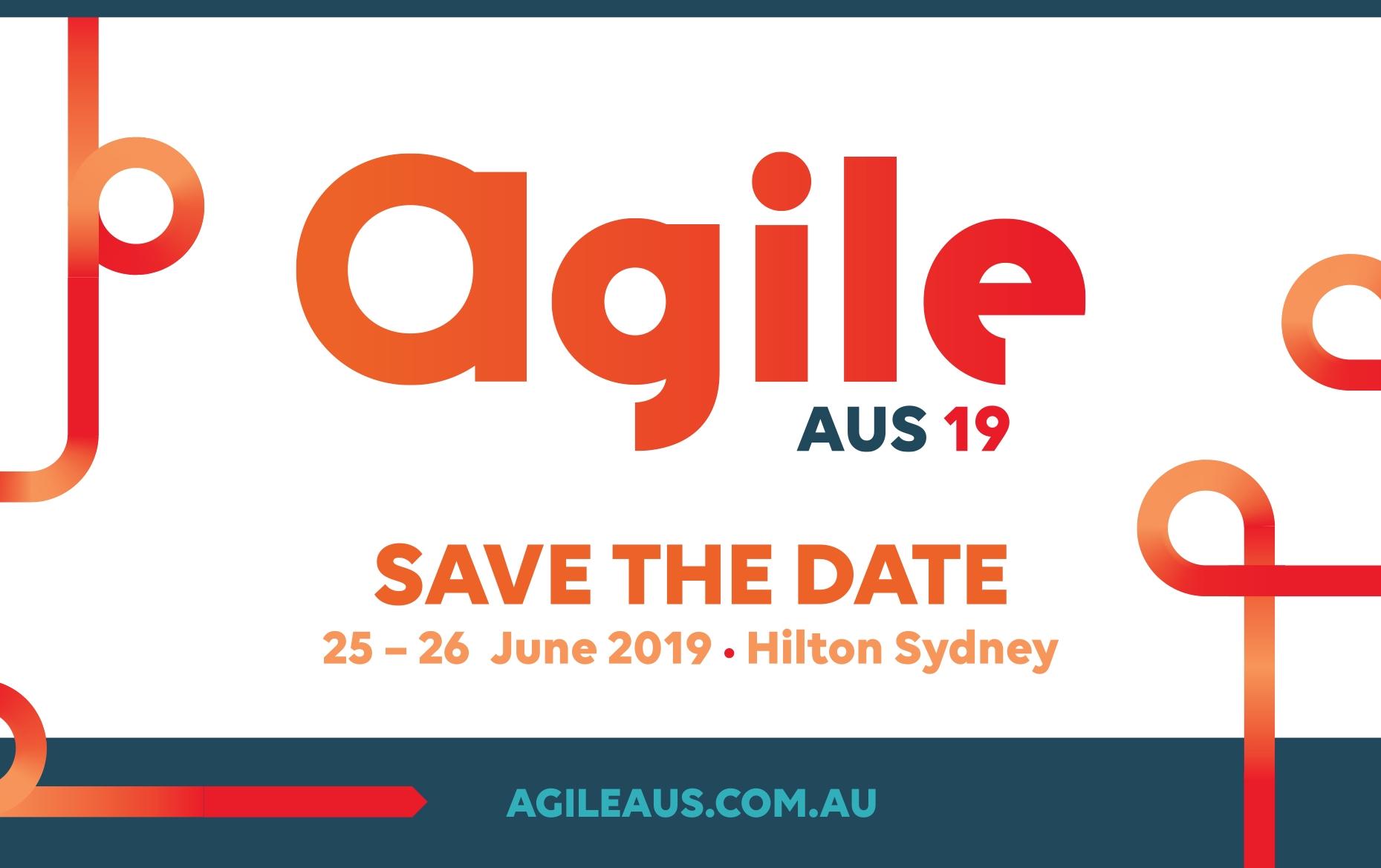 AgileAus 19 (Agile Australia 2019) - logo