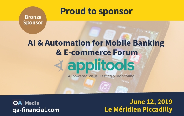 AI and Automation for Mobile Banking and E-commerce 2019 - Conference logo