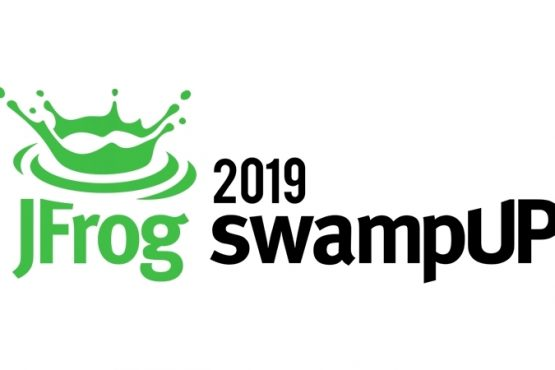 SwampUP 2019 Jfrog User Conference -- logo