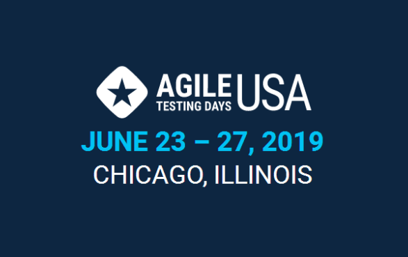 Agile Testing Days USA (ATD USA) 2019 - conference logo
