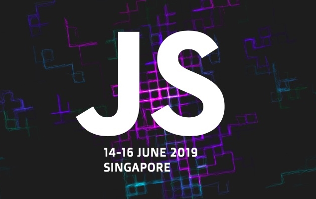 JSConf Asia 2019 -- conference logo