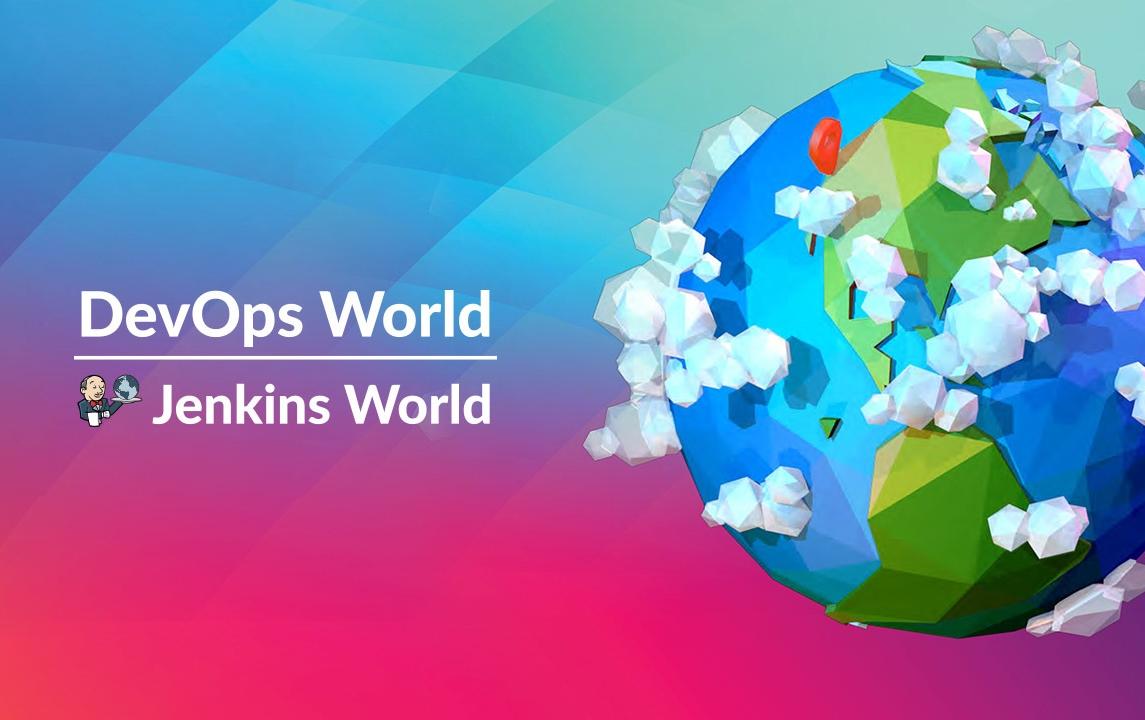 DevOps World   Jenkins World 2019 - conference logo