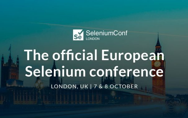 SeleniumConf London 2019 - logo