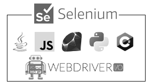 selenium integration logos