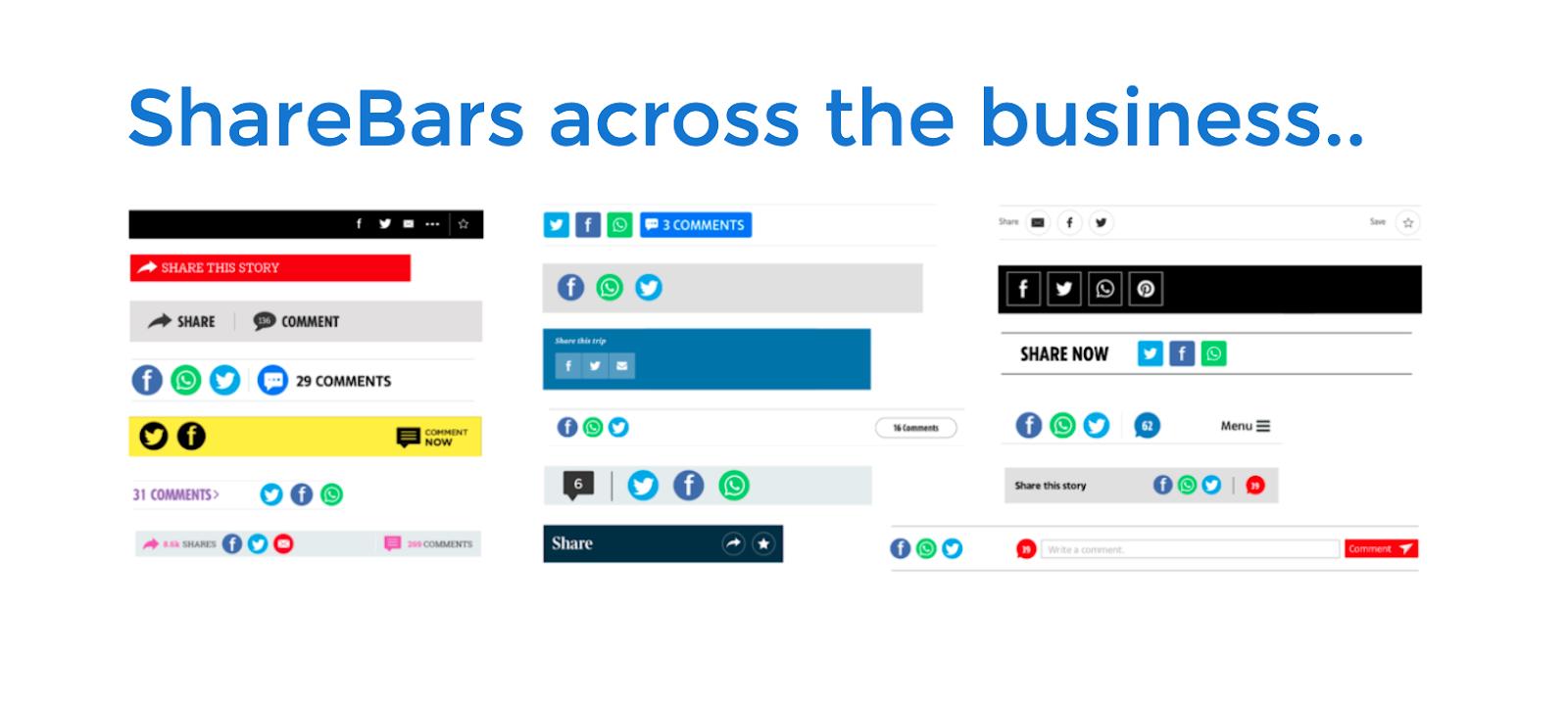sharebars