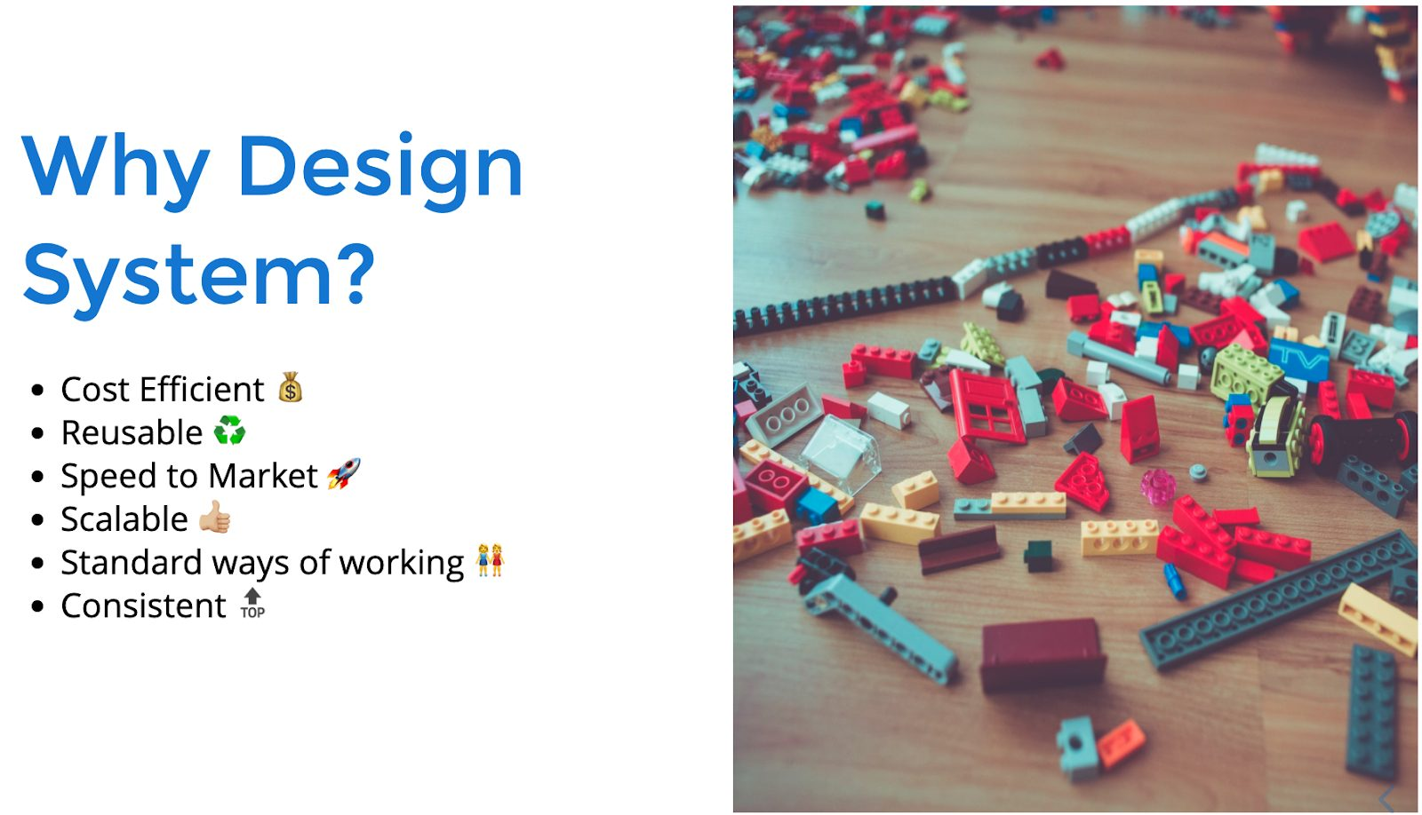 why design system